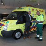 Nieuwe Ambulance 2012